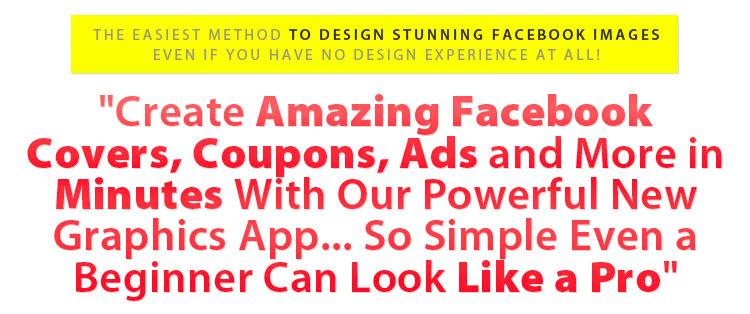 online fan page designer facebook graphics creator